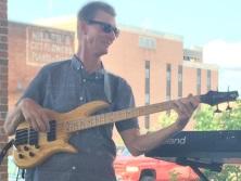 Tim Keefe Bass Player